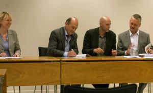 ondertekening Handvest van Maastricht